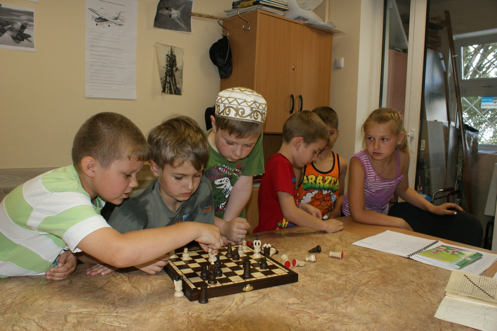 Шахматный кружок — итоговый турнир